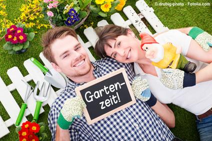 Gartenzeit - © drubig-photo - Fotolia.com