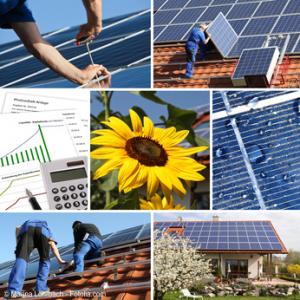 Photovoltaikanlage an den Bedarf anpassen - © Marina Lohrbach - Fotolia.com