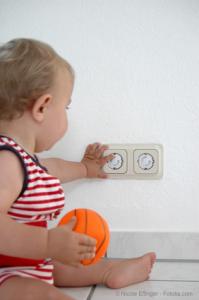 Sicher wohnen mit Kindern - © Nicole Effinger - Fotolia.com
